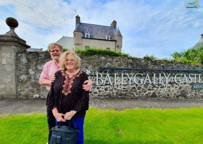 Ballygally Castle, Haunted Hotel and Ghost Room