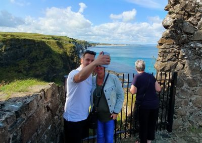 Dunluce Elephant WIndow