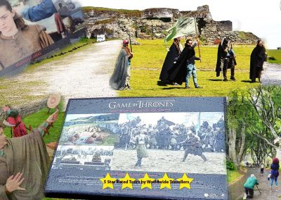 Game of Thrones Film Locations and Sets